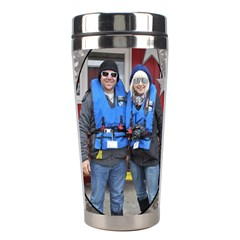 Friendship Stainless Steel Travel Tumbler By Deborah   Stainless Steel Travel Tumbler   B9rwa2yhqld4   Www Artscow Com Right