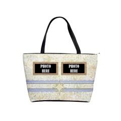 365 January Handbag 1 By Lisa Minor   Classic Shoulder Handbag   Pyqpcmg0otqj   Www Artscow Com Front