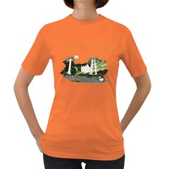 Castlewood By Speedcow Womens' T Shirt (colored) by Contest1719963