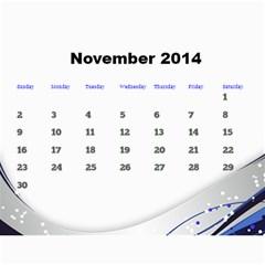 Janine 2014 Calendar By Deborah   Wall Calendar 11  X 8 5  (12 Months)   7dgrackpv0qv   Www Artscow Com Nov 2014