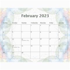 Forever Friends 12 Month Calendar By Lil    Wall Calendar 11  X 8 5  (12 Months)   5iivsnrsczl1   Www Artscow Com Feb 2015