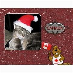 Canada   12 Month Calendar By Lil    Wall Calendar 11  X 8 5  (12 Months)   4rb5nvlq89pt   Www Artscow Com Month