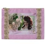 Pink Treasure cosmetic bag (XXL)