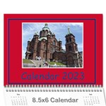 A little perfect Wall Calendar 8.5x6 - Wall Calendar 8.5  x 6