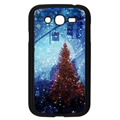 Elegant Winter Snow Flakes Gate Of Victory Paris France Samsung I9082(galaxy Grand Duos)(black) by chicelegantboutique