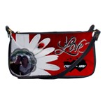 Love shoulder clutch bag