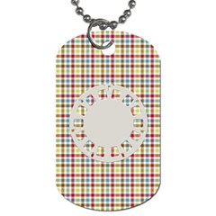 At The Park 2 Sided Dog Tag 1 By Lisa Minor   Dog Tag (two Sides)   Oi5voae21gf1   Www Artscow Com Back