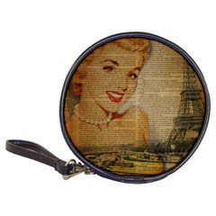 Yellow Dress Blonde Beauty   Cd Wallet by chicelegantboutique