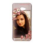 Floral HTC Butterfly S/HTC 9060 Hardshell Case