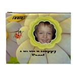 Happy Face XL cosmetic bag - Cosmetic Bag (XL)