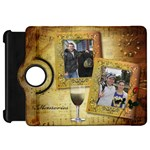 Memories Kindle Fire HD 7  Flip 360 Case - Kindle Fire HD Flip 360 Case