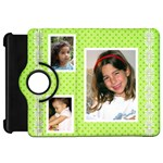 Little Princess Kindle Fire HD 7  Flip 360 Case - Kindle Fire HD Flip 360 Case
