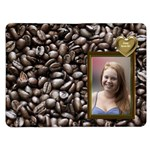 Coffee Kindle Fire Flip Case - Kindle Fire (1st Gen) Flip Case