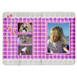 Pink Frill Family Kindle Fire Flip Case - Kindle Fire (1st Gen) Flip Case