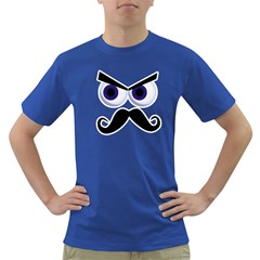Angry Man Mens' T Shirt (colored) by Contest1736471