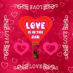 Love Is In The Air Storage Stool By Joy Johns   Storage Stool 12    8f1tu1gsdlq2   Www Artscow Com Top