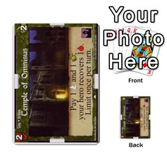 Den Of Werreats Bueno By Estefano   Multi Purpose Cards (rectangle)   R5uez1ejqa1g   Www Artscow Com Front 11