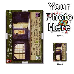 Den Of Werreats Bueno By Estefano   Multi Purpose Cards (rectangle)   R5uez1ejqa1g   Www Artscow Com Front 12