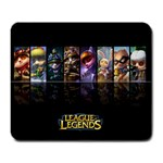 League Teemo - Large Mousepad