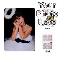 Kalendari By Стефан Чернев   Playing Cards 54 Designs   2c5dqe2u7lnc   Www Artscow Com Front - Heart10