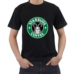 Starbugs Mens' Two Sided T-shirt (Black) by Contest1739121