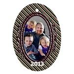 ornament 1 - Ornament (Oval)