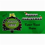 Holiday photo card #6, 4x8 - 4  x 8  Photo Cards