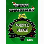 Holiday Card #7, 5X7 - 5  x 7  Photo Cards