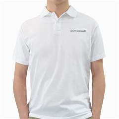 Sans Titre 1noir Mens  Polo Shirt (white) by tberaud38