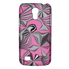 Foolish Movements Pink Effect Jpg Samsung Galaxy S4 Mini Hardshell Case  by ImpressiveMoments