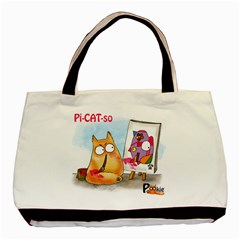 Pookiecat   Picatso Classic Tote Bag by PookieCat