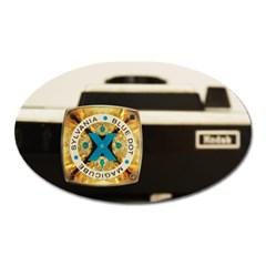 Kodak (7)c Magnet (oval) by KellyHazel