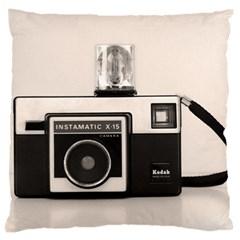 Kodak (3)s Large Cushion Case (single Sided)  by KellyHazel