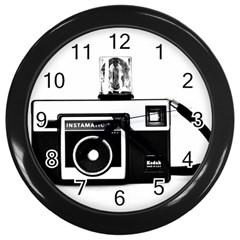 Kodak (3)cb Wall Clock (black) by KellyHazel