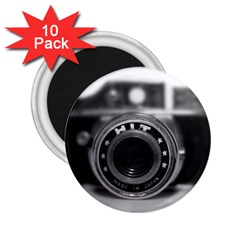 Hit Camera (2) 2 25  Button Magnet (10 Pack) by KellyHazel