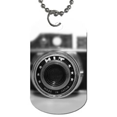 Hit Camera (2) Dog Tag (one Sided) by KellyHazel