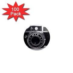 Hit Camera (3) 1  Mini Button Magnet (100 Pack) by KellyHazel