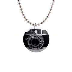 Hit Camera (3) Button Necklace by KellyHazel