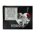 XOXO Love XL Cosmetic Bag - Cosmetic Bag (XL)