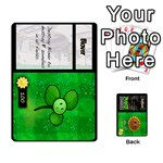 Plants vs. Zombies - Playing Cards 54 Designs