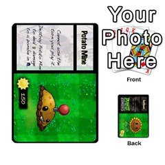 Jack Plants Vs  Zombies By Ajax   Playing Cards 54 Designs   Rc73mtsn0tpi   Www Artscow Com Front - DiamondJ