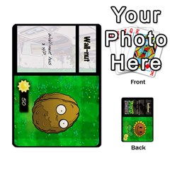 Plants Vs  Zombies By Ajax   Playing Cards 54 Designs   Rc73mtsn0tpi   Www Artscow Com Front - Joker1