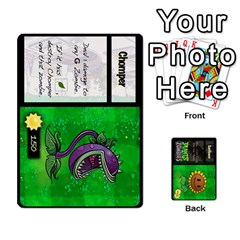 Jack Plants Vs  Zombies By Ajax   Playing Cards 54 Designs   Rc73mtsn0tpi   Www Artscow Com Front - SpadeJ