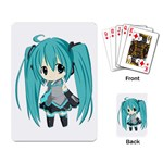 Karty Miku - Playing Cards Single Design