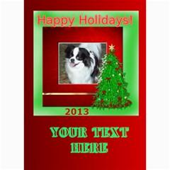 Holiday Card #11, 5x7 By Joy Johns   5  X 7  Photo Cards   Eleovwkefu4c   Www Artscow Com 7 x5 Photo Card - 10