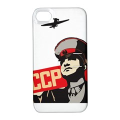 Soviet Red Army Apple Iphone 4/4s Hardshell Case With Stand by youshidesign