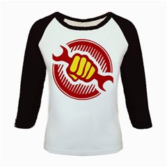 Power To The People Women s Long Cap Sleeve T Shirt by youshidesign