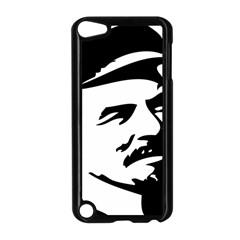 Lenin Portret Apple iPod Touch 5 Case (Black) by youshidesign