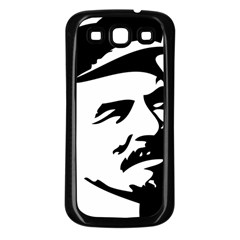 Lenin Portret Samsung Galaxy S3 Back Case (black)