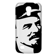 Lenin Portret Samsung Galaxy S4 Mini Hardshell Case  by youshidesign